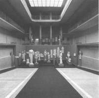 3. die sonderausstellung »von der archaik zur klassik« in der großen halle des marienbades