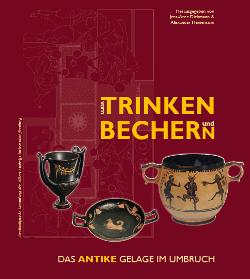 """katalog-cover """"vom trinken und bechern"""""""